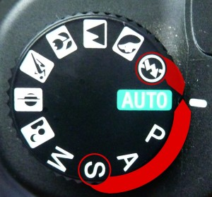 Mode Dial